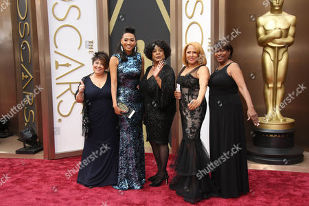 Lisa Fischer, Darlene Love, Merry Clayton, Tata Vega, and Judith Hill