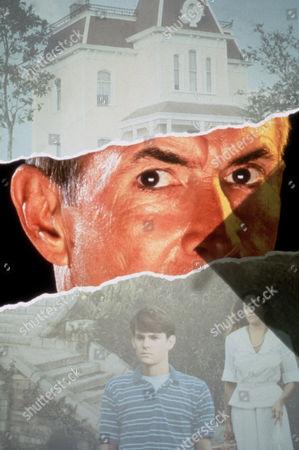 Anthony Perkins, Henry Thomas, Olivia Hussey