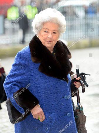 Dame Betty Boothroyd
