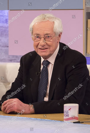 Stock Image of Barry Norman