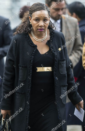 Zenani Mandela, daughter of Nelson Mandela