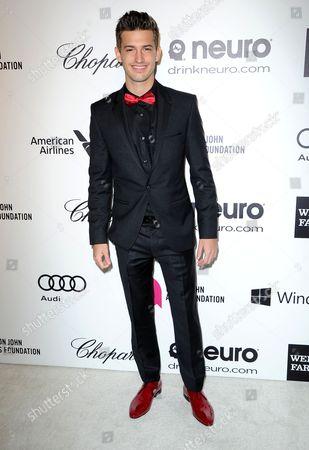 Editorial photo of 86th Annual Academy Awards Oscars, Elton John AIDS Foundation Party, Los Angeles, America - 02 Mar 2014