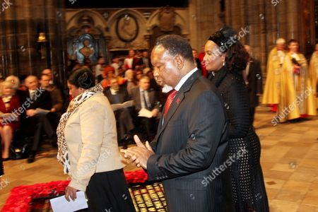 His Excellency Kgalema Motlanthe, Deputy President of the Republic of South Africa
