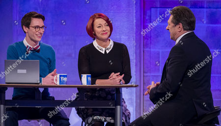 Editorial photo of 'The Alan Titchmarsh Show' TV Programme, London, Britain - 03 Mar 2014