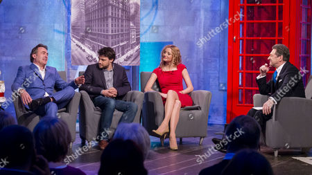 Editorial picture of 'The Alan Titchmarsh Show' TV Programme, London, Britain - 03 Mar 2014