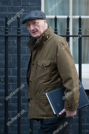 Chief Whip Sir George Young