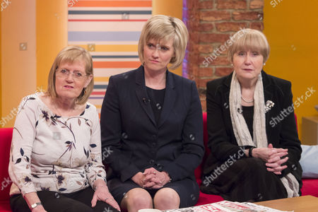 Editorial photo of 'Daybreak' TV Programme, London, Britain - 04 Mar 2014