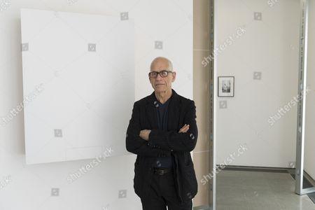 Artist Haim Steinbach