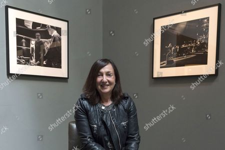 Editorial picture of George Michael's 'Symphonica' photographic exhibition at Hamiltons Gallery, London, Britain - 04 Mar 2014
