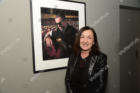 Editorial photo of 'Symphonica' photographic exhibition of George Michael at Hamiltons Gallery, London, Britain - 04 Mar 2014
