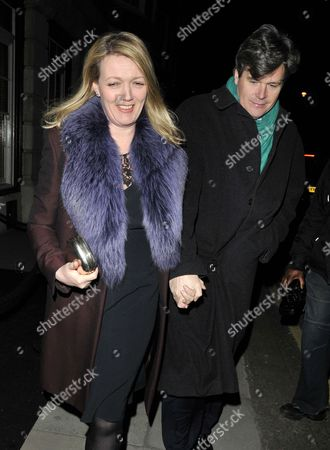 Stock Picture of Annabel Heseltine and Peter Butler