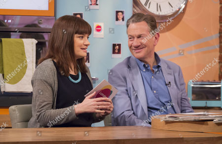 Editorial picture of 'Lorraine Live' TV Programme, London, Britain - 05 Mar 2014