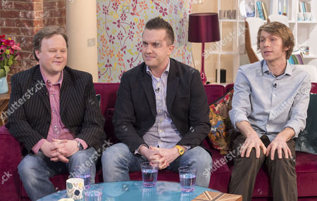 Editorial picture of 'This Morning' TV Programme, London, Britain - 05 Mar 2014