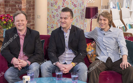 Editorial image of 'This Morning' TV Programme, London, Britain - 05 Mar 2014