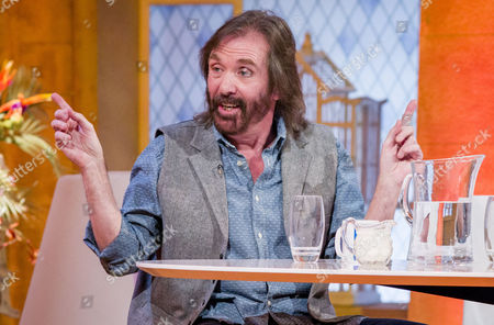 Editorial image of 'The Alan Titchmarsh Show' TV Programme, London, Britain - 05 Mar 2014