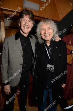 Mike Berry and Albert Lee