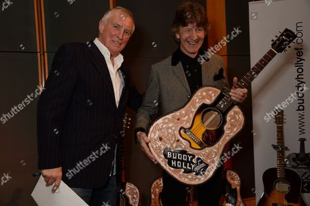 Johnnie Walker and Mike Berry