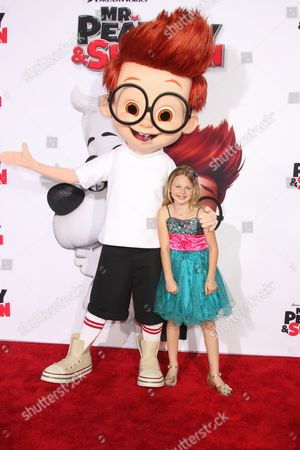 Editorial picture of 'Mr.Peabody and Sherman' film premiere, Los Angeles, America - 05 Mar 2014