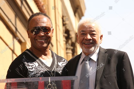 Bill Withers and Ray Parker Jr.