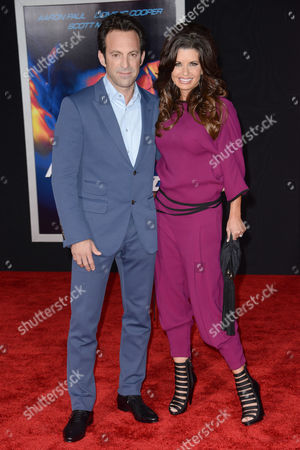 Stock Picture of Scott Waugh, Beth Waugh