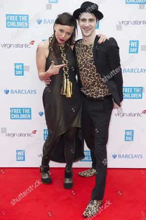 Editorial picture of We Day UK, Wembley Arena, London, Britain  - 07 Mar 2014