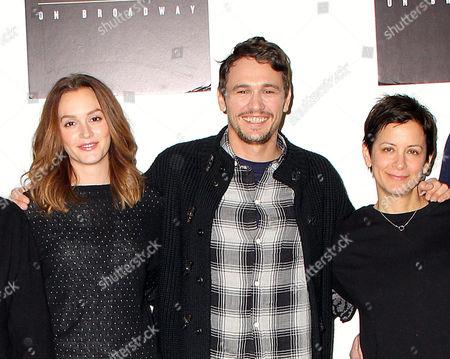 Leighton Meester, James Franco, Anna D Shapiro