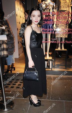 Stock Picture of Marama Collett