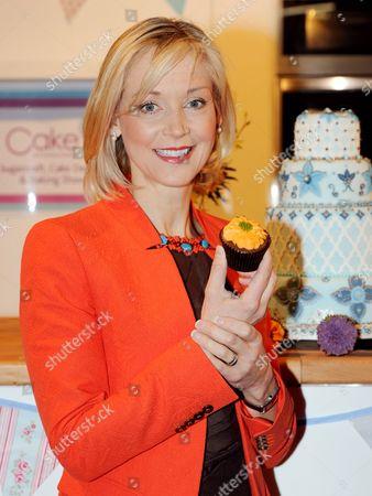 Editorial photo of Cake International show, Manchester, Britain - 07 Mar 2014