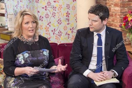 Clare Muldoch and Gordon Smart