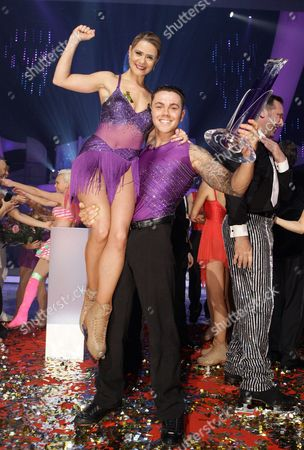 Ray Quinn and Maria Filippov are crowned as champions