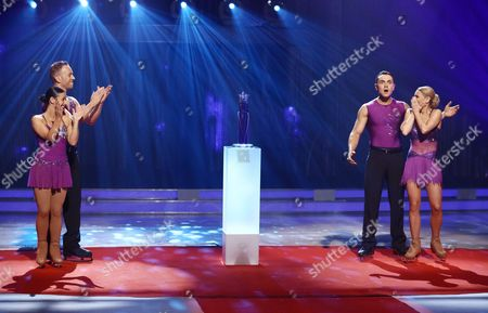 Ray Quinn and Maria Filippov are crowned as champions, Hayley Tamaddon and Dan Whiston finish as runners-up