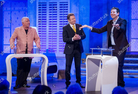 Editorial image of 'The Alan Titchmarsh Show' TV Programme, London, Britain - 07 Mar 2014
