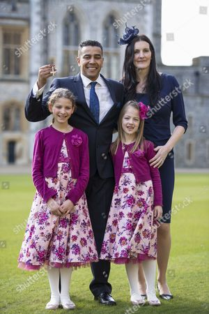 Editorial picture of Investiture Ceremony at Windsor Castle, Berkshire, Britain - 07 Mar 2014