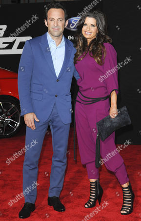 Stock Picture of Beth Waugh, Scott Waugh