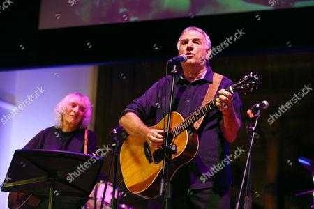 Editorial photo of Albert Lee's 70th birthday concert, Cadogan Hall, London, Britain - 02 Mar 2014
