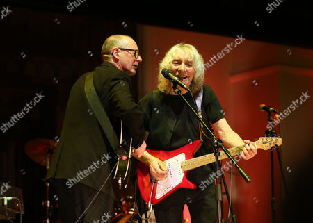 Andy Fairweather Low and Albert Lee