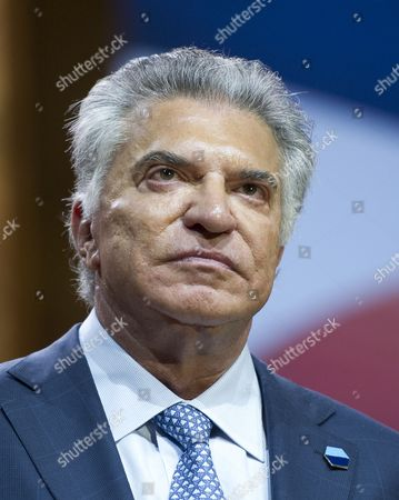 Stock Image of Al Cardenas, Chairman, American Conservative Union