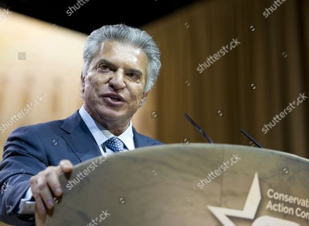 Al Cardenas, Chairman, American Conservative Union