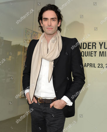 Stock Picture of Alexander Yulish