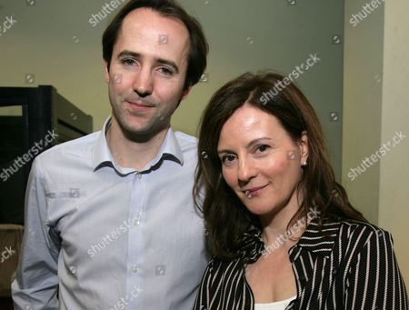 Stock Image of Oliver Ready & Rachel Polonsky