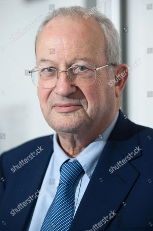 Stock Photo of Lord David Sainsbury delivers a lecture entitled 'Progressive Capitalism: how to achieve economic growth, liberty and social justice' at the London School of Economics and Political Science