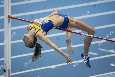 Emma Green Tregaro, High Jump