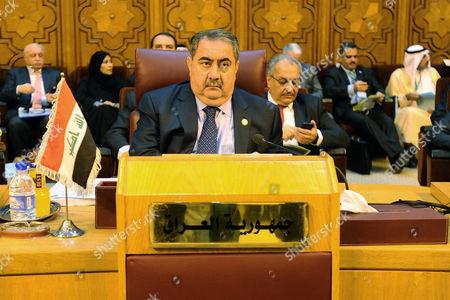 Hoshyar Zebari, Iraqi Minister of Foreign Affairs