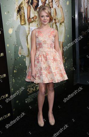 Stock Photo of Cassie Brennan