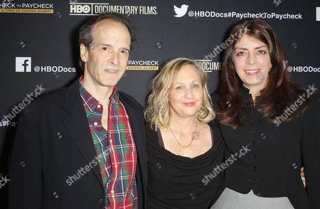Nick Doob, Shari Cookson, Nancy Abraham