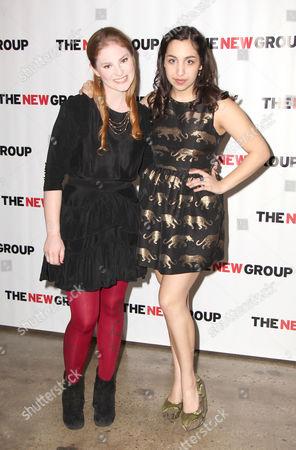 Editorial photo of Bright Lights Off-Broadway Gala, New York, America - 10 Mar 2014