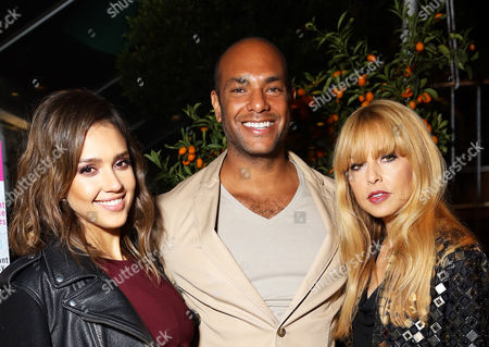 Editorial photo of NYLON and Hudson Jeans March Issue Launch Party, Los Angeles, America - 10 Mar 2014