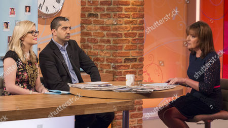 Editorial picture of 'Lorraine Live' TV Programme, London, Britain - 11 Mar 2014