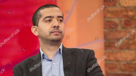 Stock Image of Mehdi Hasan