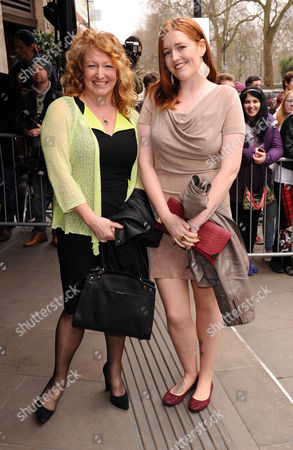 Charlie Dimmock and daughter